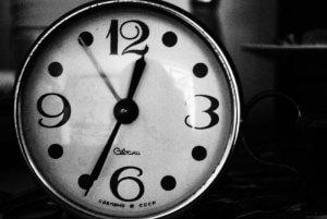 Clock • Source: Unsplash by petradr http://unsplash.com/post/68620380613/download-by-petradr • License: CC0 - http://creativecommons.org/publicdomain/zero/1.0/