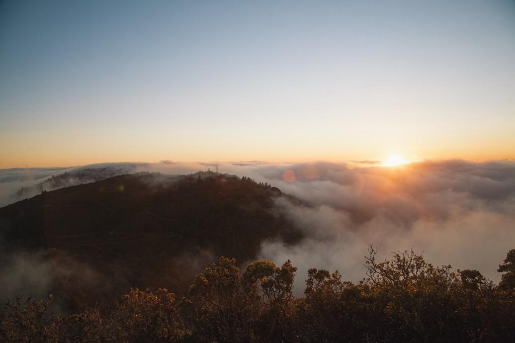 Top of Mountain- Unsplash