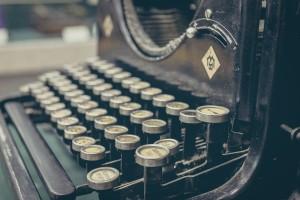 Antique Typewriter, Source: Unsplash by S. Zolkin