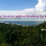 Vacationing on Spring Break Without Breaking the Bank
