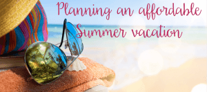 affordable summer trip