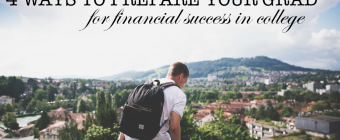 4 Ways to Prepare Your Grad for Financial Success in College