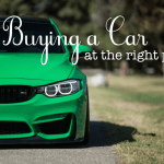 Buying a car at the right price