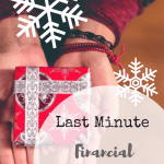 Last Minute Financial Holiday Gifts