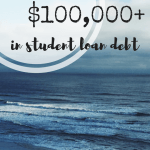 Tackling Student Loan Debt of $100,000 or More
