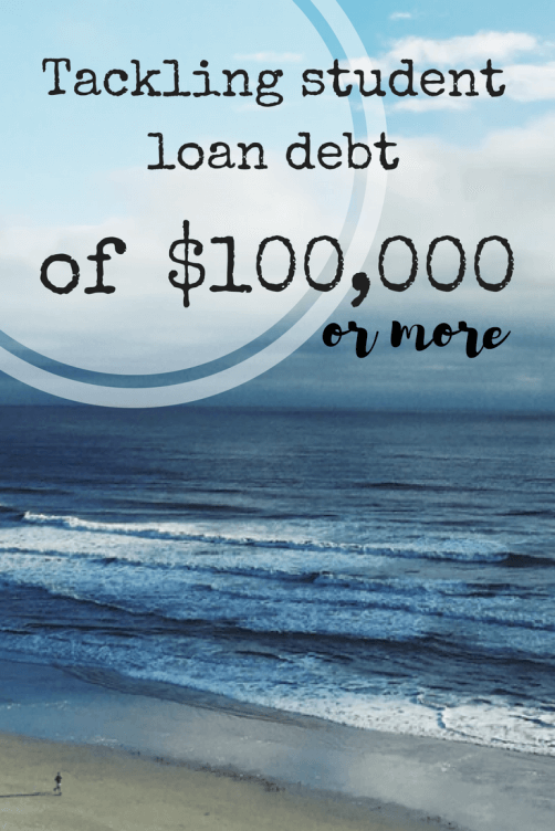 tackling student loan debt