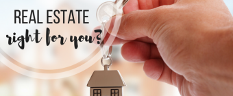 Is Investment Real Estate Right for You?