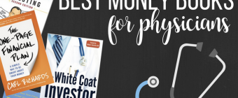 Best Physician Money Books for Investing & Financial Planning