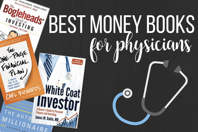 Money books for physicians