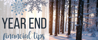 Year End Financial Tips