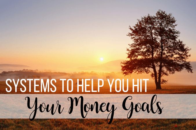 hit your money goals