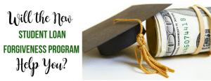 Public Service Student Loan Forgiveness