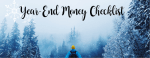 year end money checklist