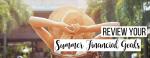 summer financial goals